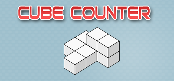 Cube Counter