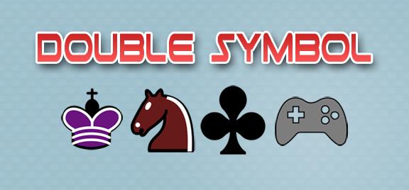 Double Symbol